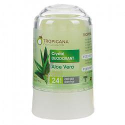 "Натуральный дезодорант кристалл ""алоэ вера"" Tropicana Crystal Deodorant Aloe Vera"