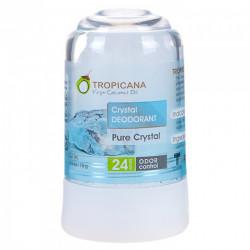 "Натуральный дезодорант ""чистый кристалл"" Tropicana Crystal Deodorant Pure Crystal"