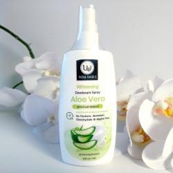 Дезодорант - спрей из квасцов «Алое Вера» You&I Aloe Vera Deodorant Spray