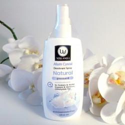 Дезодорант - спрей из квасцов «Свежесть» You&I Natural Deodorant Spray