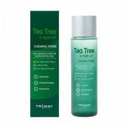 Успокаивающий тонер для жирной, чувствительной и проблемной кожи Trimay Tea Tree & Tiger Leaf Calming Toner