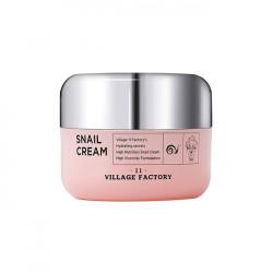 Антивозрастной крем для лица с муцином улитки Village 11 Factory Snail Cream